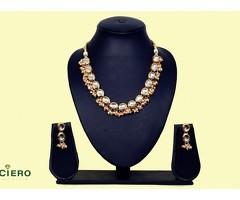 Woman Artificial Jewelry from Ciero Jewels